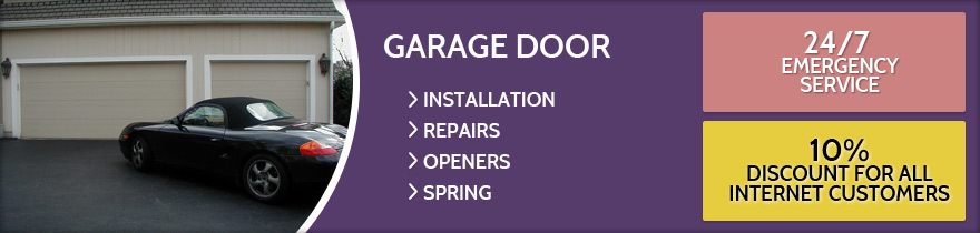 Queens Garage Door Repair